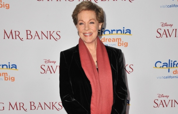 Julie Andrews | Pure Flix