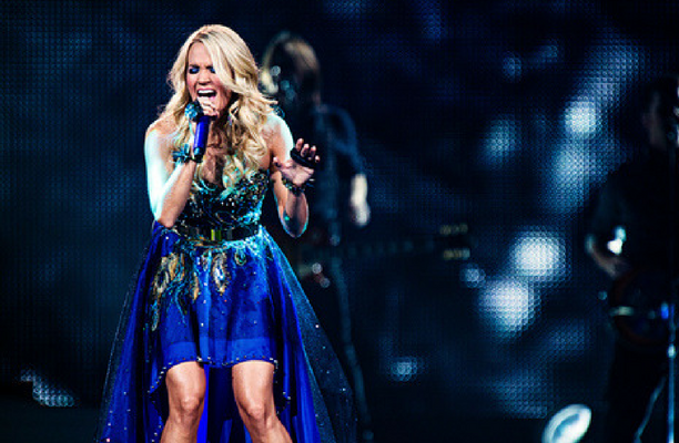 Carrie Underwood | Pure Flix