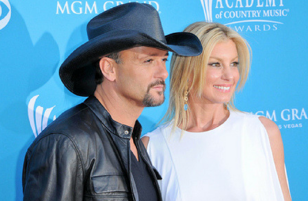 Faith Hill and Tim McGraw | Pure Flix