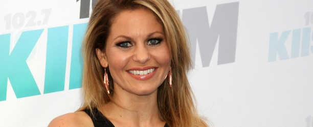 Candace Cameron Bure thinks thoughts and prayers are important. | PureFlix