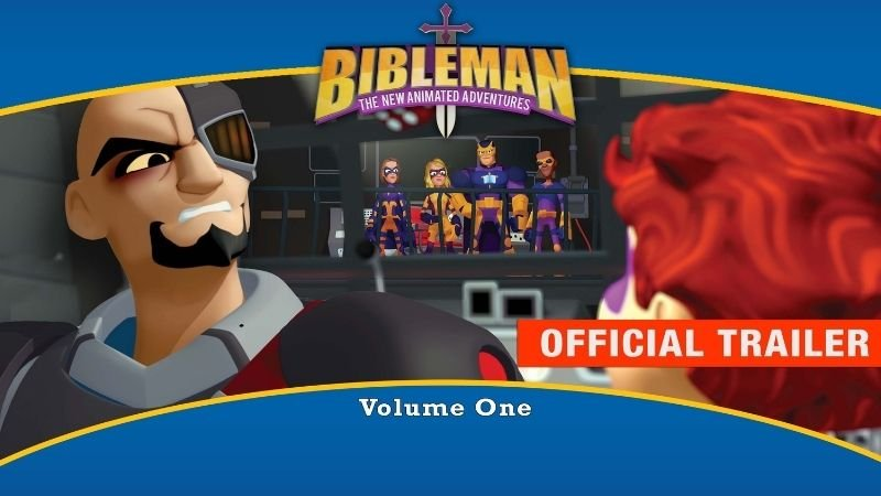 Bibleman the Adventure Pure Flix
