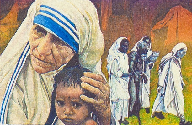 Mother Teresa: Each one of them is Jesus in disguise