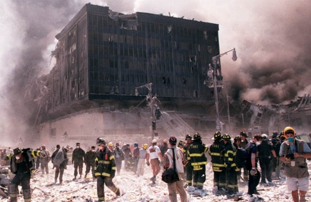 Pastor Learns Powerful Lesson While Standing on 9/11 Rubble