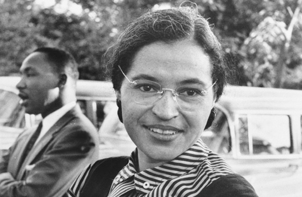 Celebrate Rosa Parks' Birthday with Movies About Courageous Women