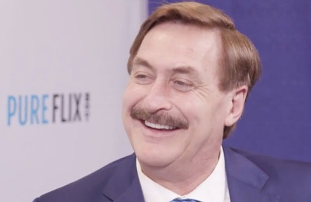 'I Was an...Addict': Inside Mike Lindell's Amazing Transformation